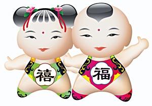 Maskottchen von Wuxi